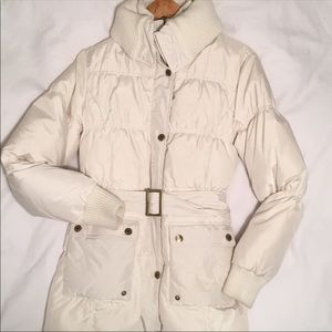 Betsy Johnson puffer jacket